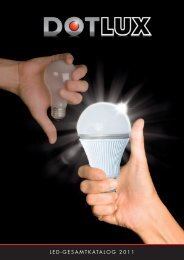 dotlux led-leuchtmittel - LED kaufen