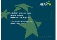 eduGAIN Policy - refeds