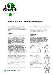 Fabric care – Laundry Detergent - Colgate