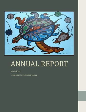 ANNUAL REPORT - Cottfn