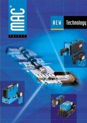 MAC Valves: New Technology - Pneumatic Solutions Australia