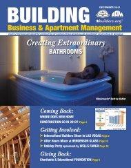 December 2012 BBAM Magazine - HBA of Southeastern Michigan