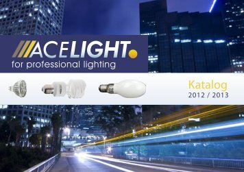 Katalog - Acelight