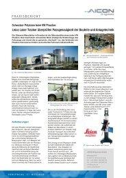 Praxisbericht Mobile Bauteilfertigung bei VW in Dresden (PDF)