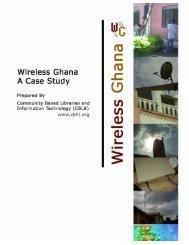 Wireless Ghana: A Case Study