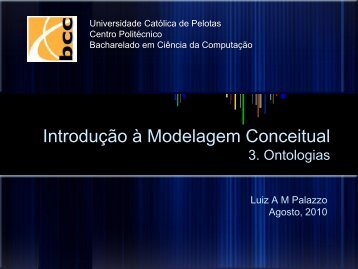 Ontologias - Portal Infocat