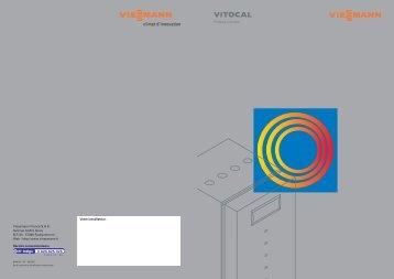 VITOCAL - Climamaison