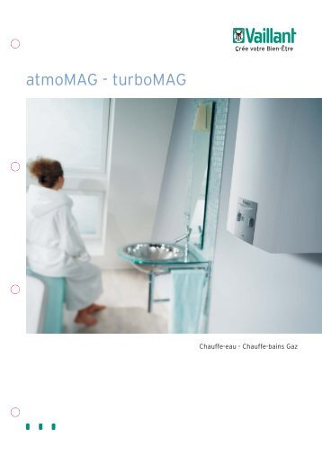 atmoMAG-turboMAG - Brochure (0.25 MB) - Vaillant