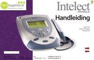 Intelect Mobile Ultrasound Handleiding.pdf - FysioSupplies