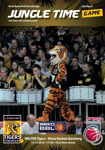 Jungle time - Walter Tigers