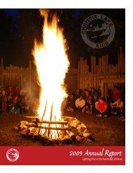2009 Annual Report - Christie Lake Kids
