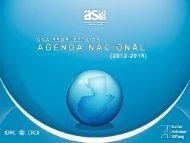 Presentación Agenda Nacional