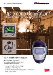 Speedglas 9100 Schweißmaske - 3M