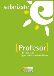Energía solar para nuestra vida cotidiana - Solarizate