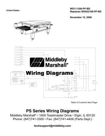 ps series wiring diagrams rh yumpu com