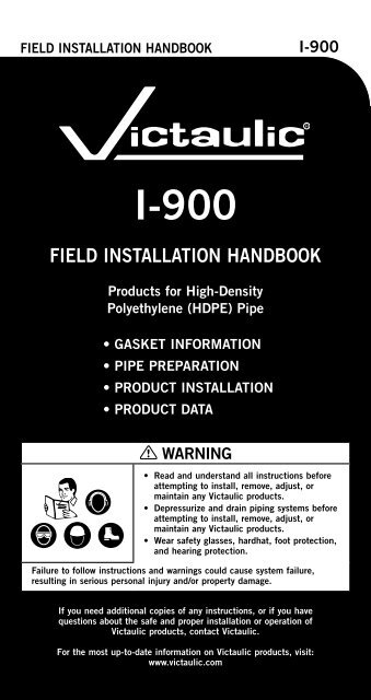 I-900 - Victaulic