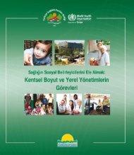 KentselBoyut - Türkiye Sağlıklı Kentler Birliği