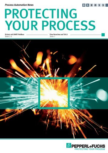protecting your process - Pepperl+Fuchs