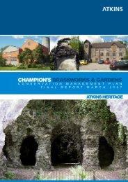 Warmley Brassworks Management Plan - South Gloucestershire ...