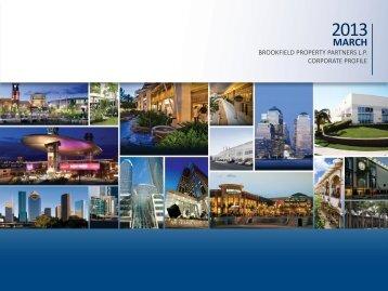 MARCH - Brookfield Asset Management