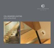COLLINGWOOD LIGHTING 2012 CATALOGUE