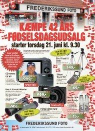 starter torsdag 21. juni kl. 9.30 - Frederikssund Foto
