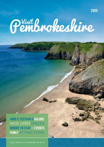 Visit Pembrokeshire 2015