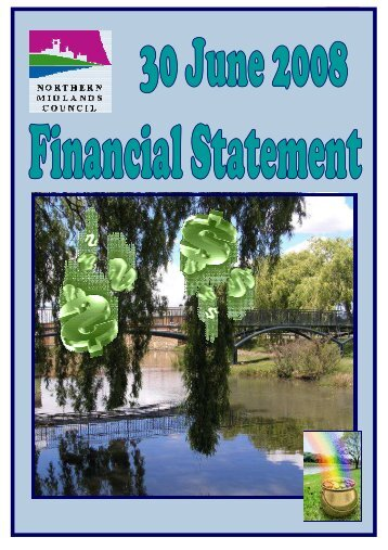 Annual Financial Statements 2007-2008 - Northern Midlands Council