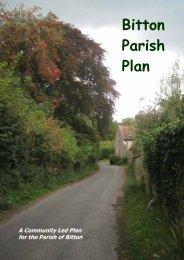 Bitton Parish Plan - South Gloucestershire Council
