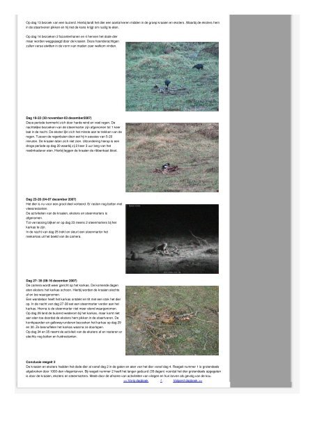 dagboek van dode dieren Groenlanden ree nr2 - Dood Doet Leven