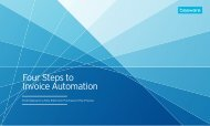 Four Steps to Invoice Automation - The Accounts Payable Network
