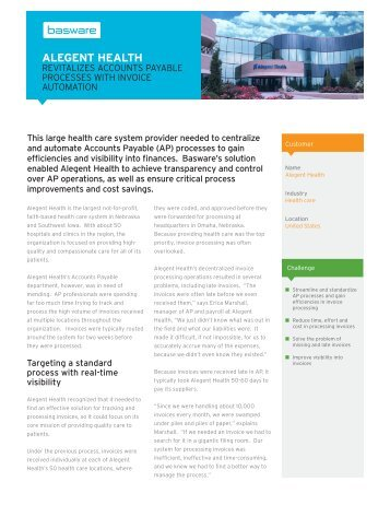 Alegent Health Clinic