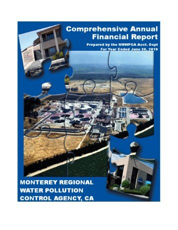 2010 - Monterey Regional Water Pollution Control Agency
