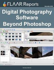 November 2010 Digital Photography Software Beyond Photoshop