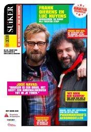 Suikerkrant, editie maart 2015