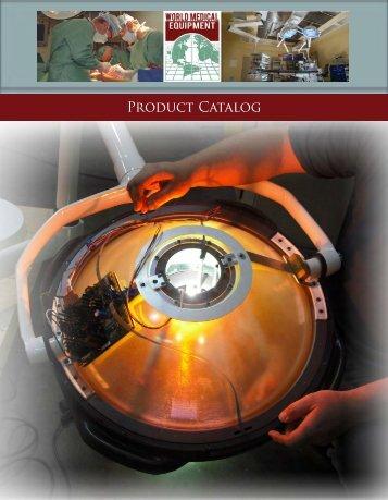 Product Catalog - World Medical Equipment