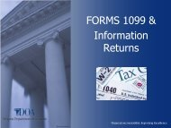 Forms 1099 and Information Returns - Virginia Department of ...