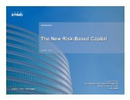 The New Risk-Based Capital - Actuary.com