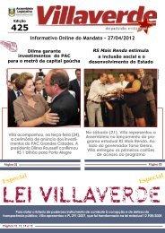 Especial - Adão Villaverde