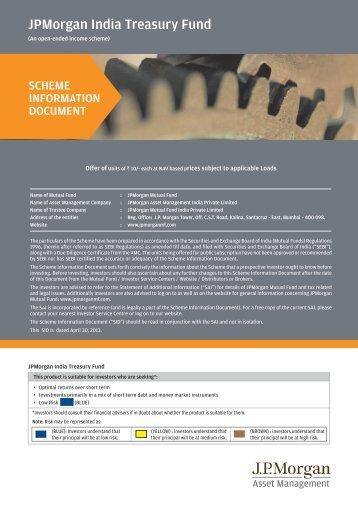 PDF Downloads - JP Morgan Asset Management