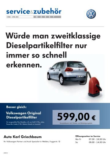 599,00€ - Auto Karl Griechbaum