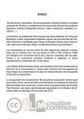BASES «Exposición sin derechos reservados» - Page 3