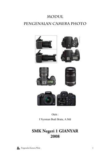 Modul Pengenalan Kamera Digital