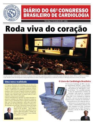 Primeira Edição - 66 Congresso Brasileiro de Cardiologia