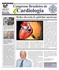 Jornal, 08 de setembro de 2007 - 66 Congresso Brasileiro de ...