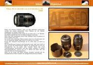 Nikon Objektive - Harrys InFocus Photography