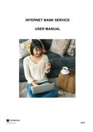 "THE ""INTERNET-BANK"" SYSTEM USER MANUAL (for ... - Росбанк"