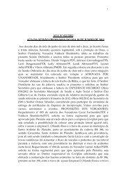 Dia 18/06/2012 - Câmara Municipal de Vereadores Santo Antônio ...
