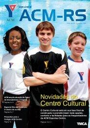 Centro Cultural - ACM-RS