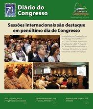 Diário do Congresso - 66 Congresso Brasileiro de Cardiologia